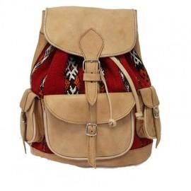Handmade genuine leather bag