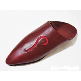 Authentic handmade red...