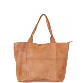 Genuine leather bag for travel