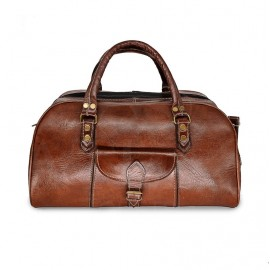 Handcrafted travel bag