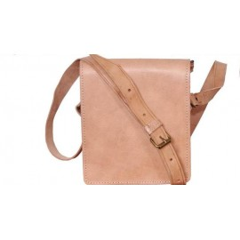 Small genuine leather bag...