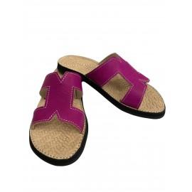 Summer sandal in real...