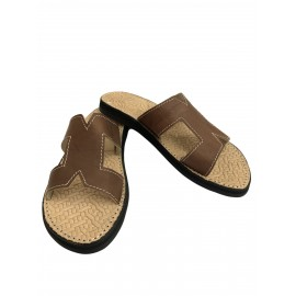 Fashion real leather sandal