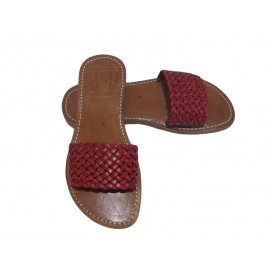 Comfortable flat sandal