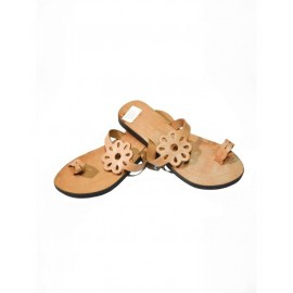 Genuine Leather Sandal For Women