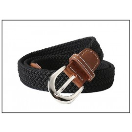 Men's natural leather belt