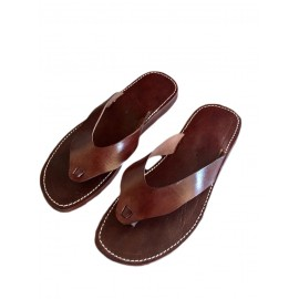 Fashion man sandal genuine...
