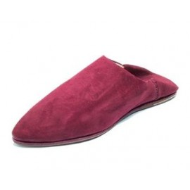 Women's leather slipper...