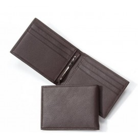 Handmade leather wallet...
