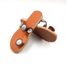 Genuine Leather Sandal For...