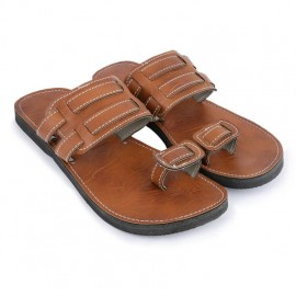 genuine leather sandal handmade high end finish