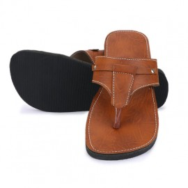 Moroccan crafts sandal in...