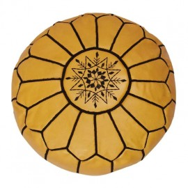 Handcraft Morocco pouf in...