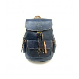 Handcrafted backpack in...