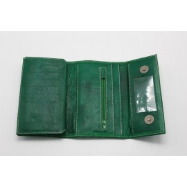 Handmade genuine leather...