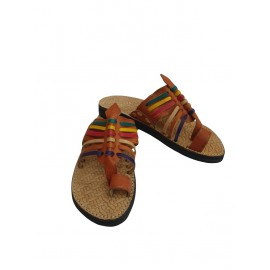 Trendy leather sandals for...