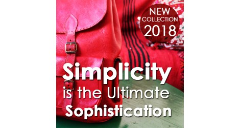 Simplicity is the ultimate sophistication !